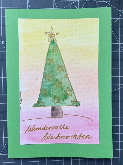 Christmas card 01/2016 by 8Annett8