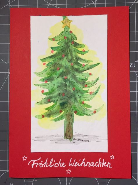 Christmas card 06/2016 by 8Annett8