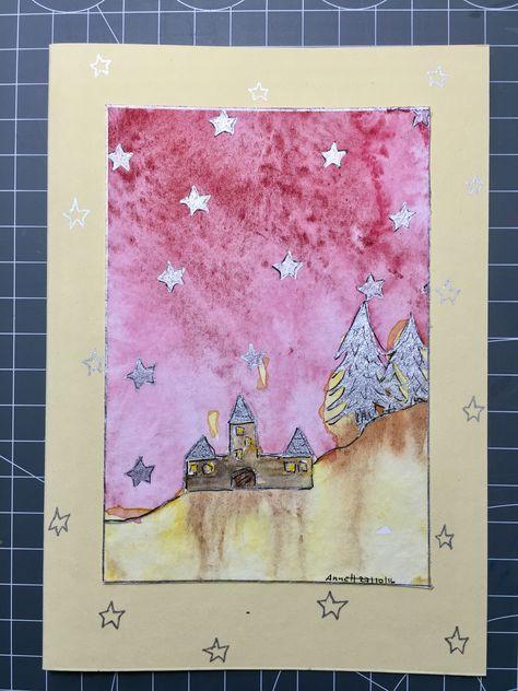 Christmas card 11/2016 by 8Annett8