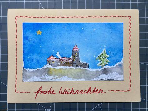Christmas card 12/2016 by 8Annett8