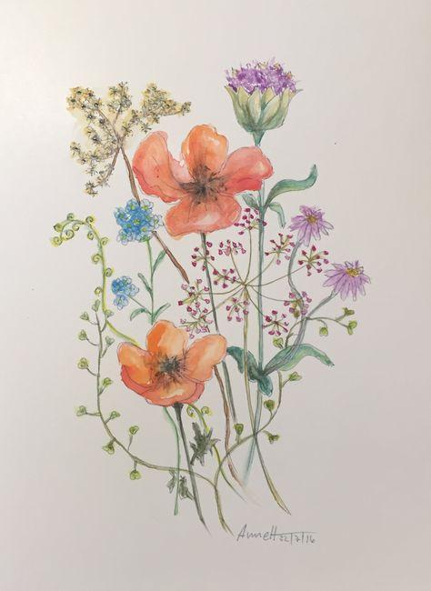 Little Flowers by 8Annett8