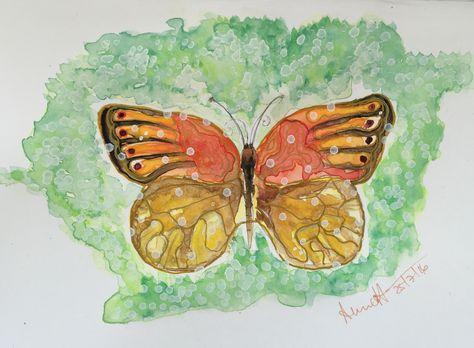 Butterfly by 8Annett8