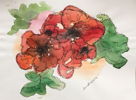 Poppy by 8Annett8