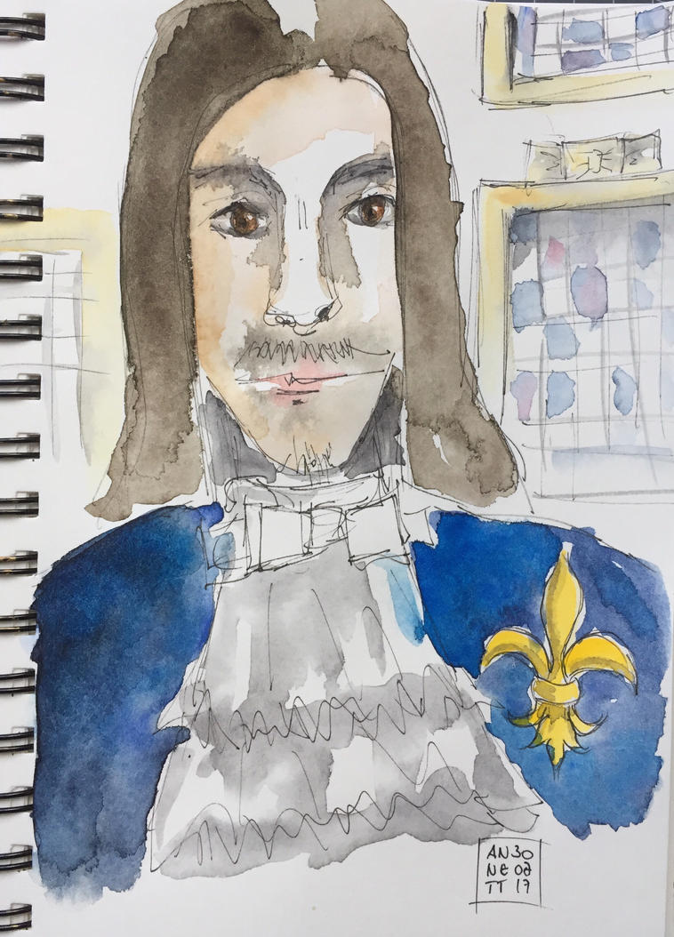 Inspired by Versailles by 8Annett8