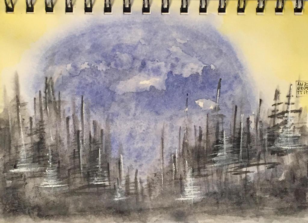 Bluemoon by 8Annett8