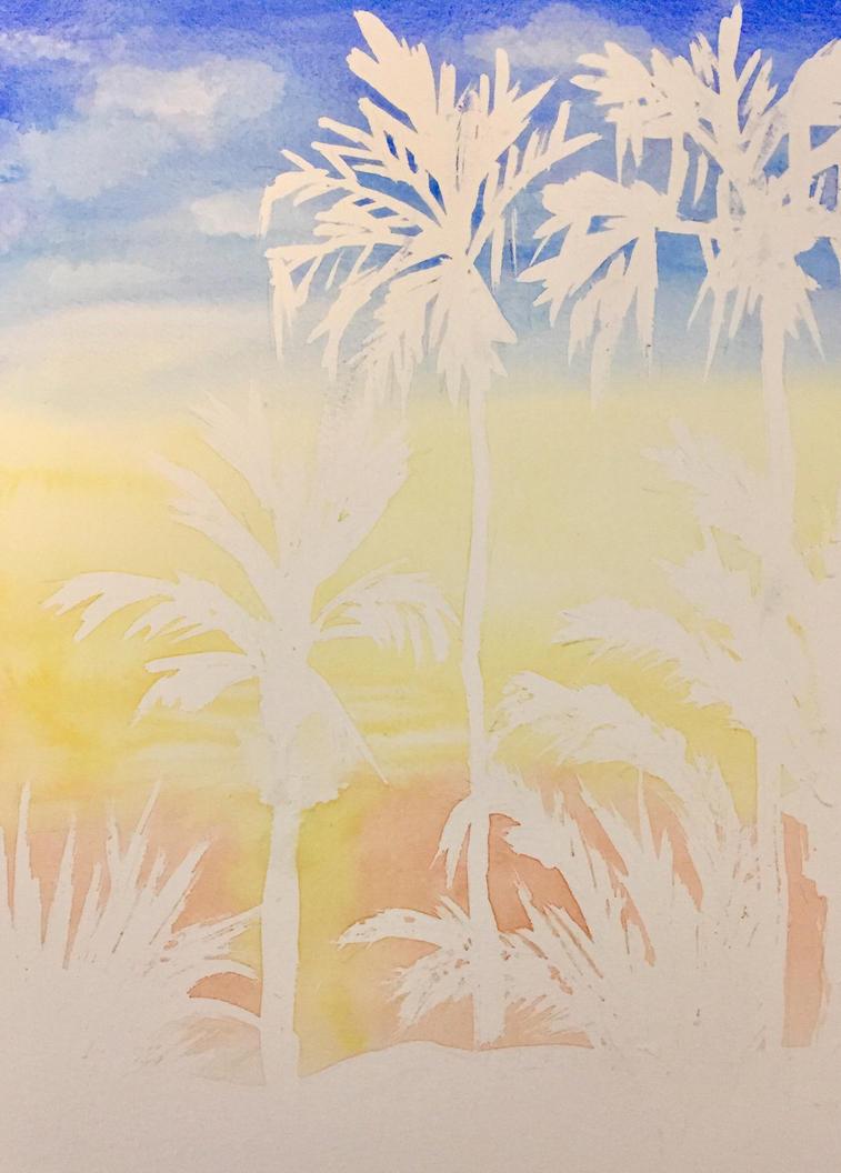 Palmbeach by 8Annett8