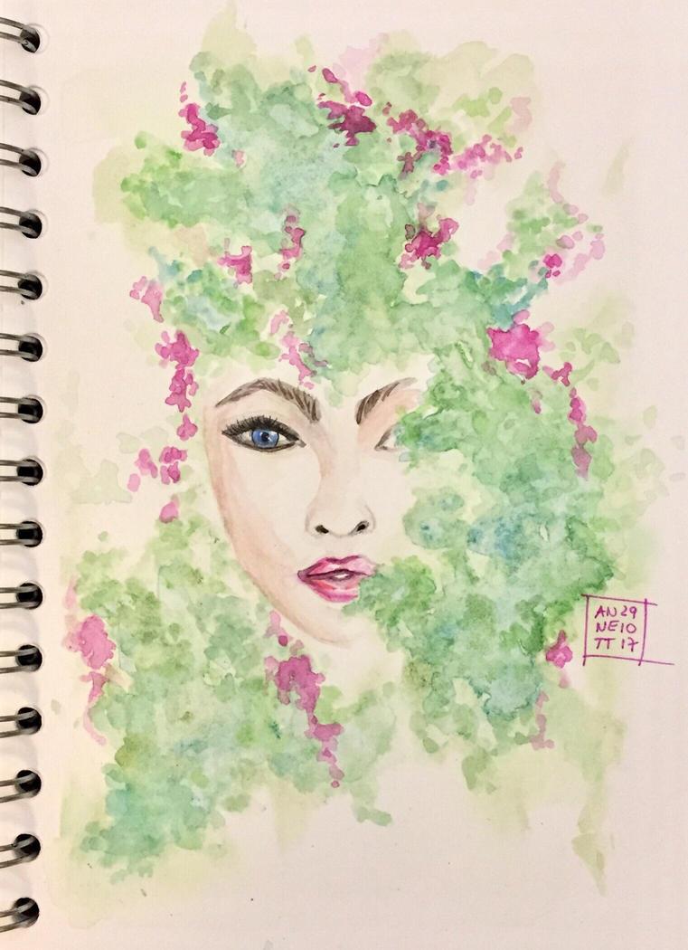 Through the green by 8Annett8