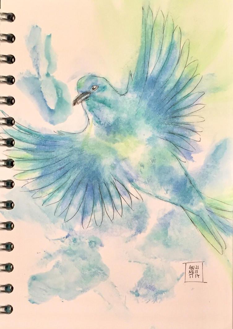 Birdie-Chips by 8Annett8