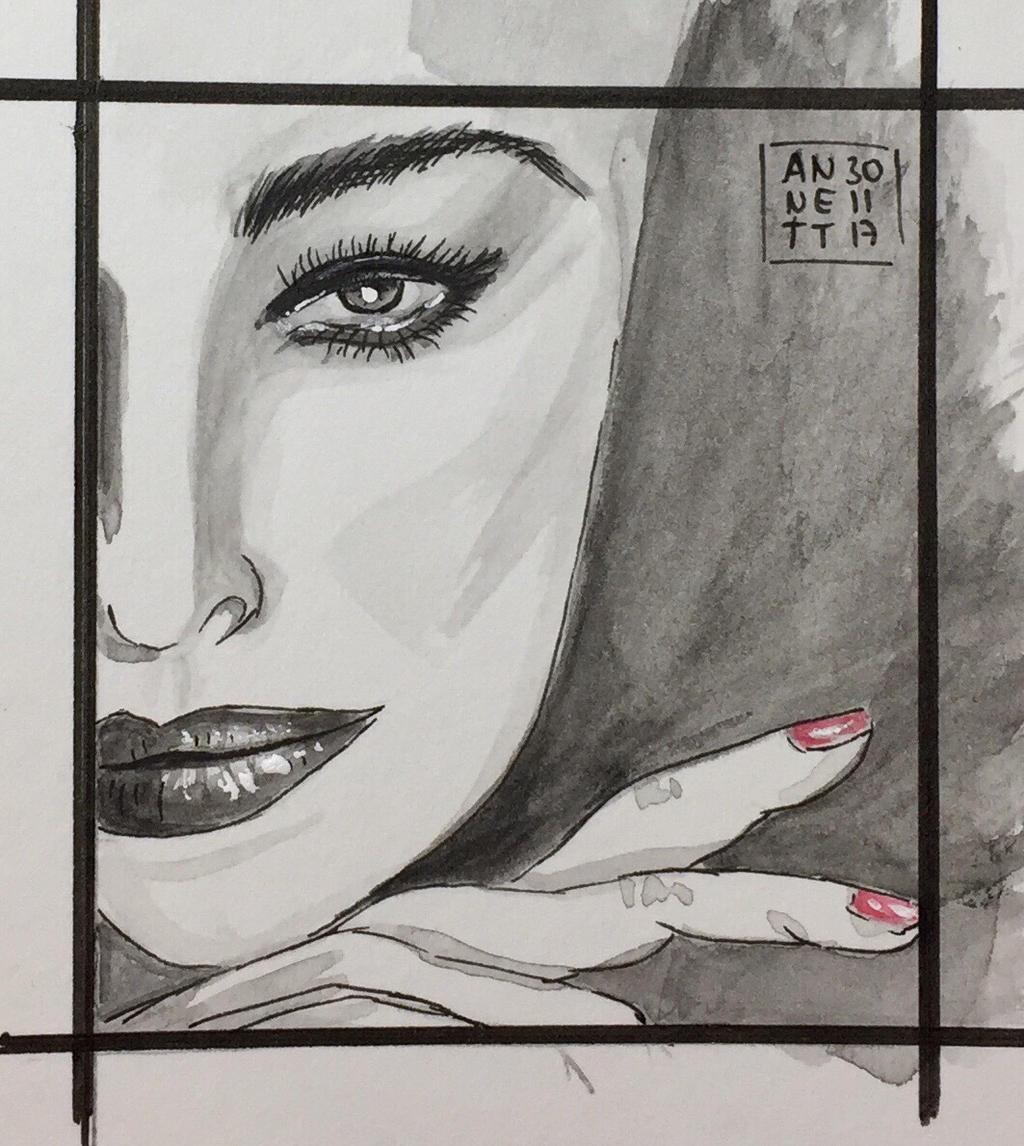 Inspired by Ava G. by 8Annett8
