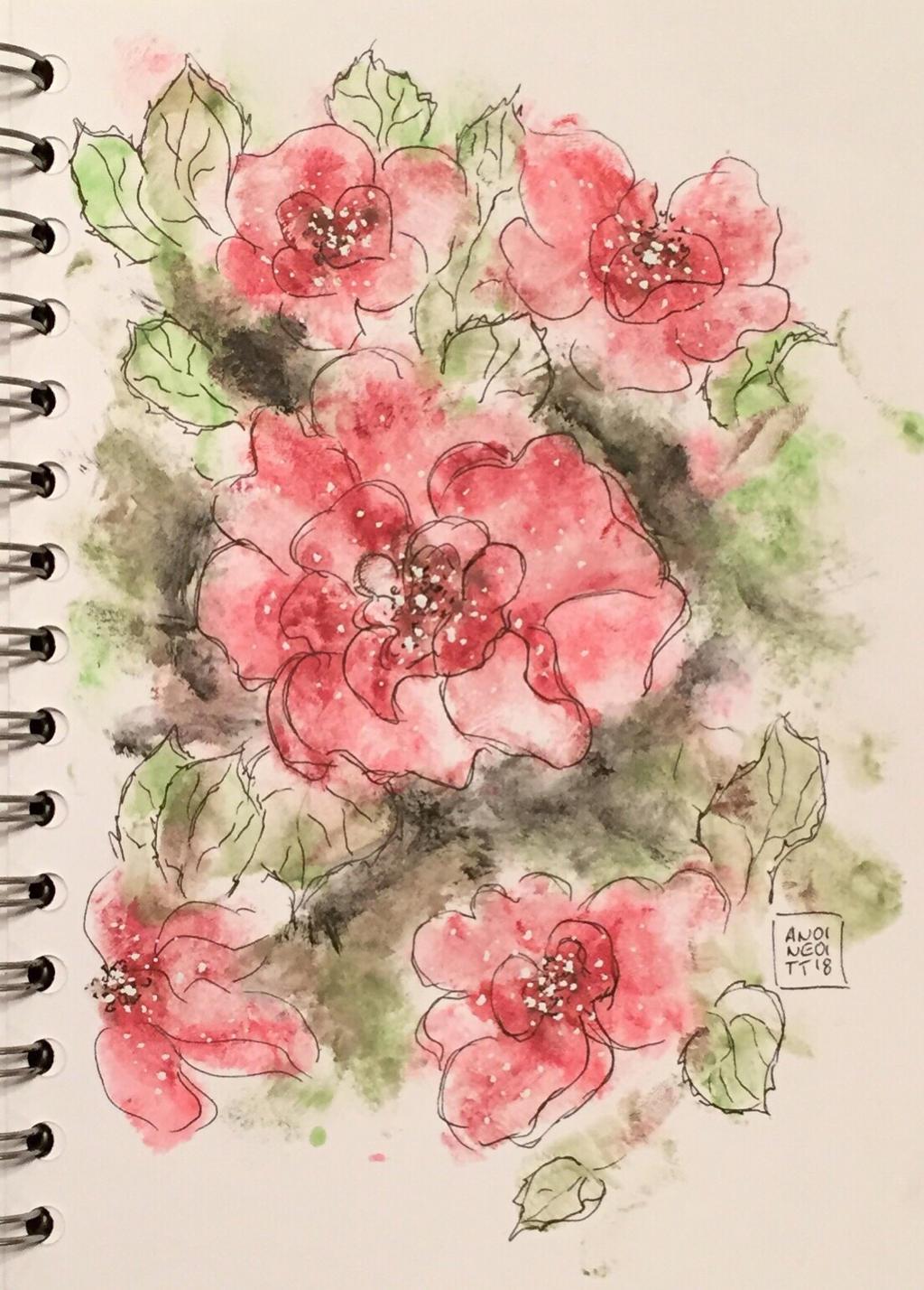 Flowers always fit by 8Annett8