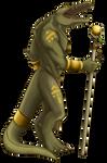 Alligator Anthro