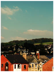 Rooftops of Stroud by mystique87