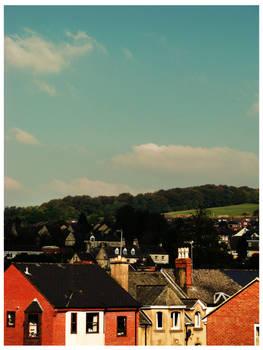 Rooftops of Stroud