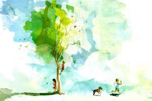 Summer soon. by Chiaotzu