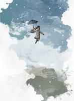 Goodbye winter by Chiaotzu