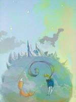 Le petit prince by Chiaotzu