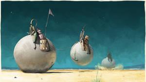 Planeta Terra: the caravan