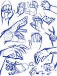 Hand References/Sketches