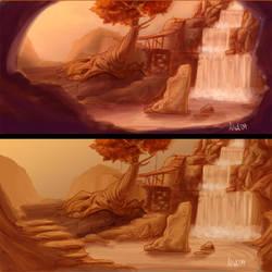 Oceanaria: Hidden Oasis by DarrinIthamar