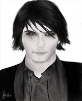 gerardWay by laurilein