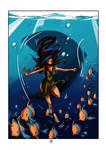 Tequila Underwater