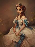Alexandra of Denmark by beiibis
