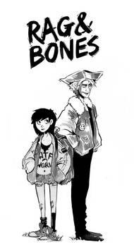 Rag'n'Bones sketch