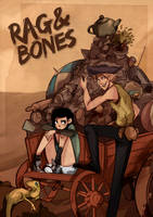 Rag'n'Bones cover by beiibis