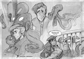 Adam sketch set by beiibis