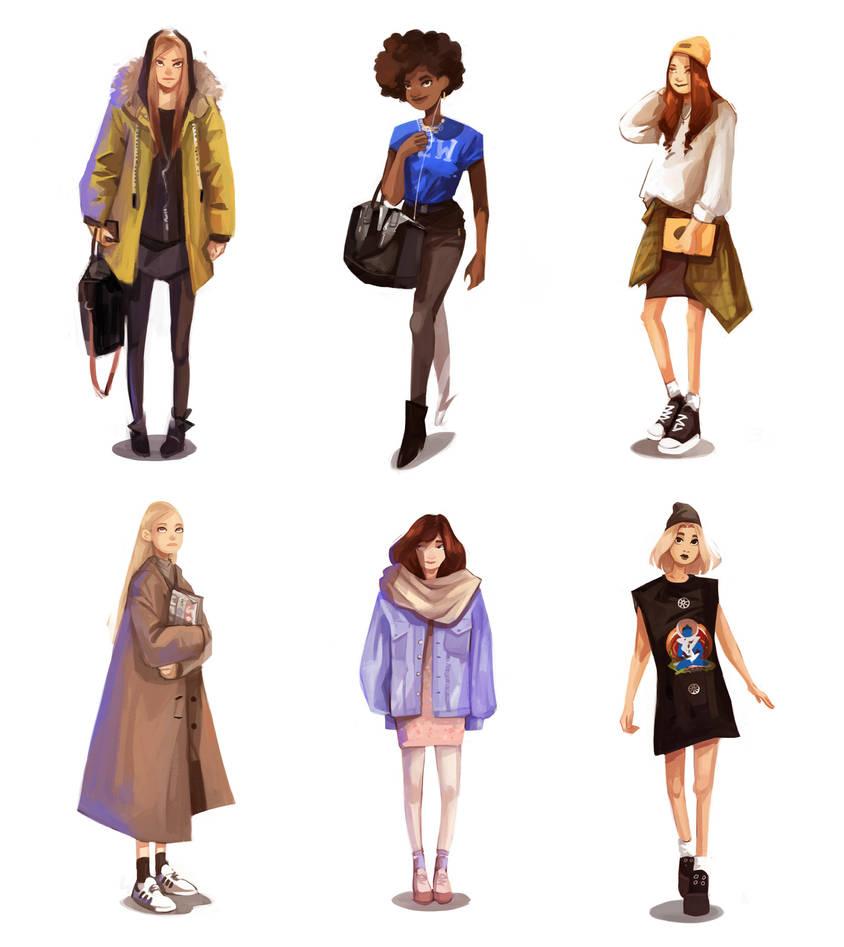 Street fashion by beiibis