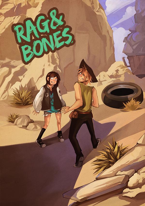 Rag'n'Bones 2 by beiibis
