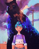 Teddy Bear by beiibis