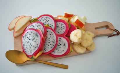 Tropical Breakfast by RobindV