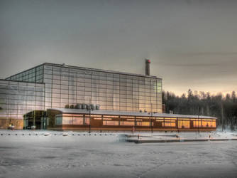 Sibelius hall by Tonny0909
