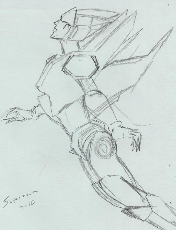 supernova sketch - photo #8