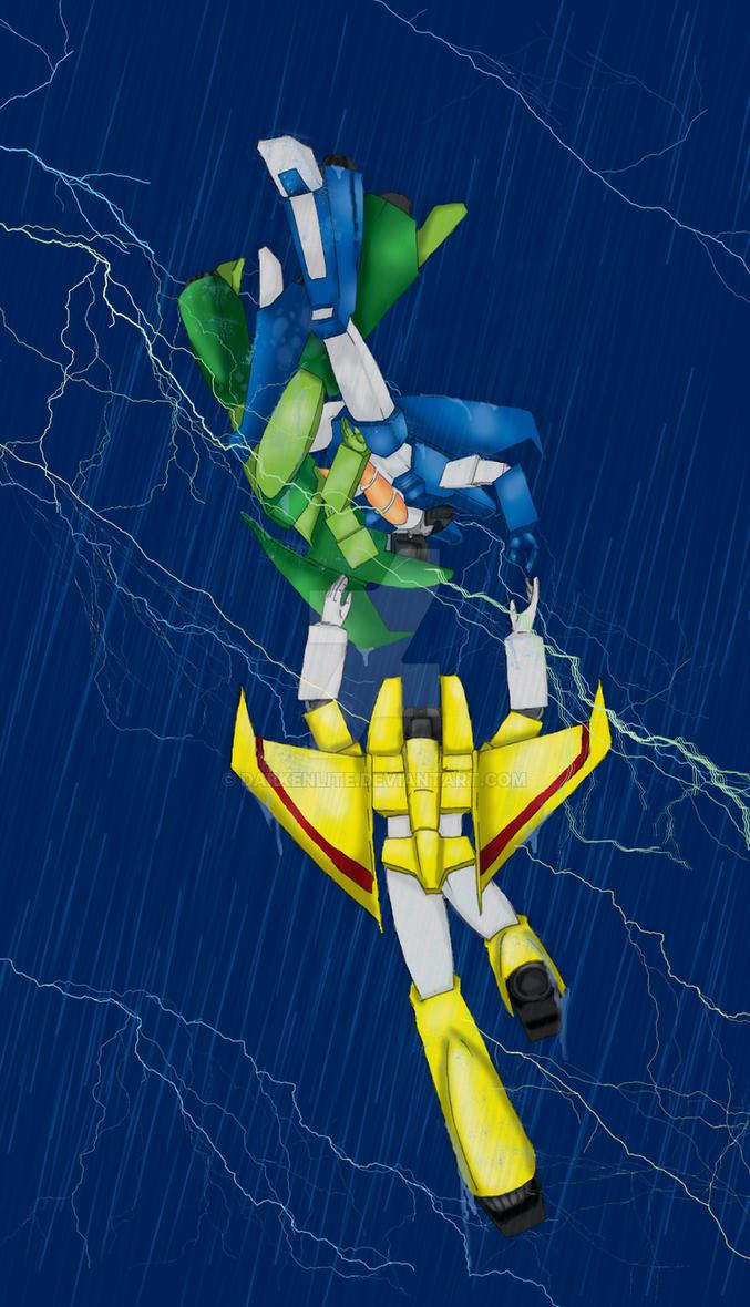 Storm Seeker Slash by Darkenlite