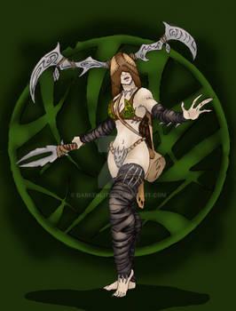 Bloodweaver Haruspex