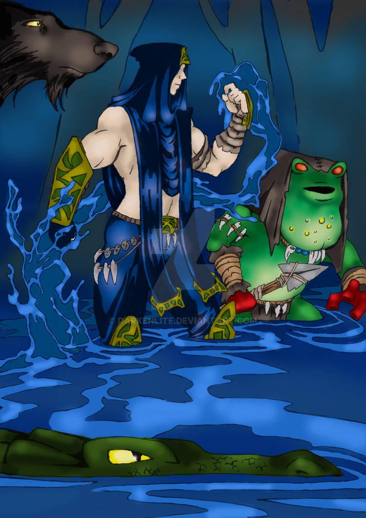 Water Druid