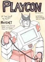 PlayCon: Ratchet by Darkenlite
