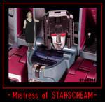 Mistress of Starscream
