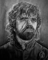 Tyrion Lannister Game of Thrones by georgewuart