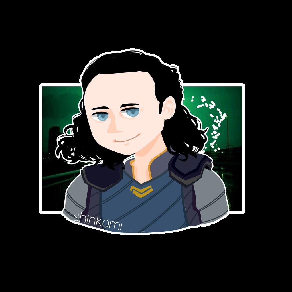 Loki by Shinkomi