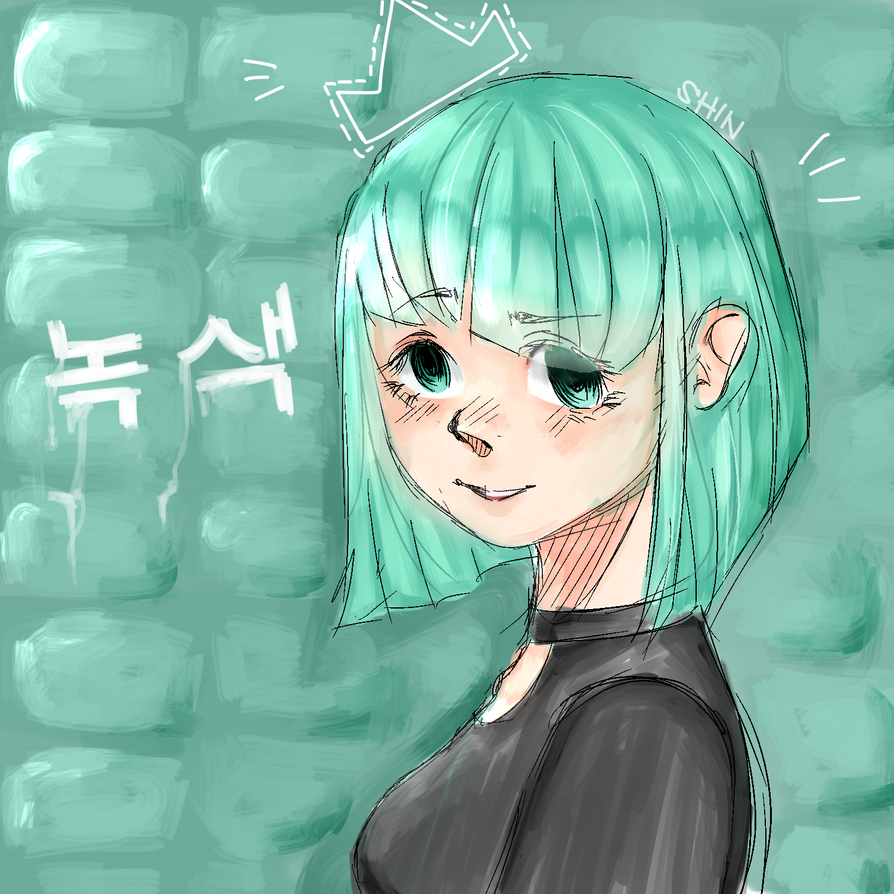 ~ Random Girl ~ by Shinkomi