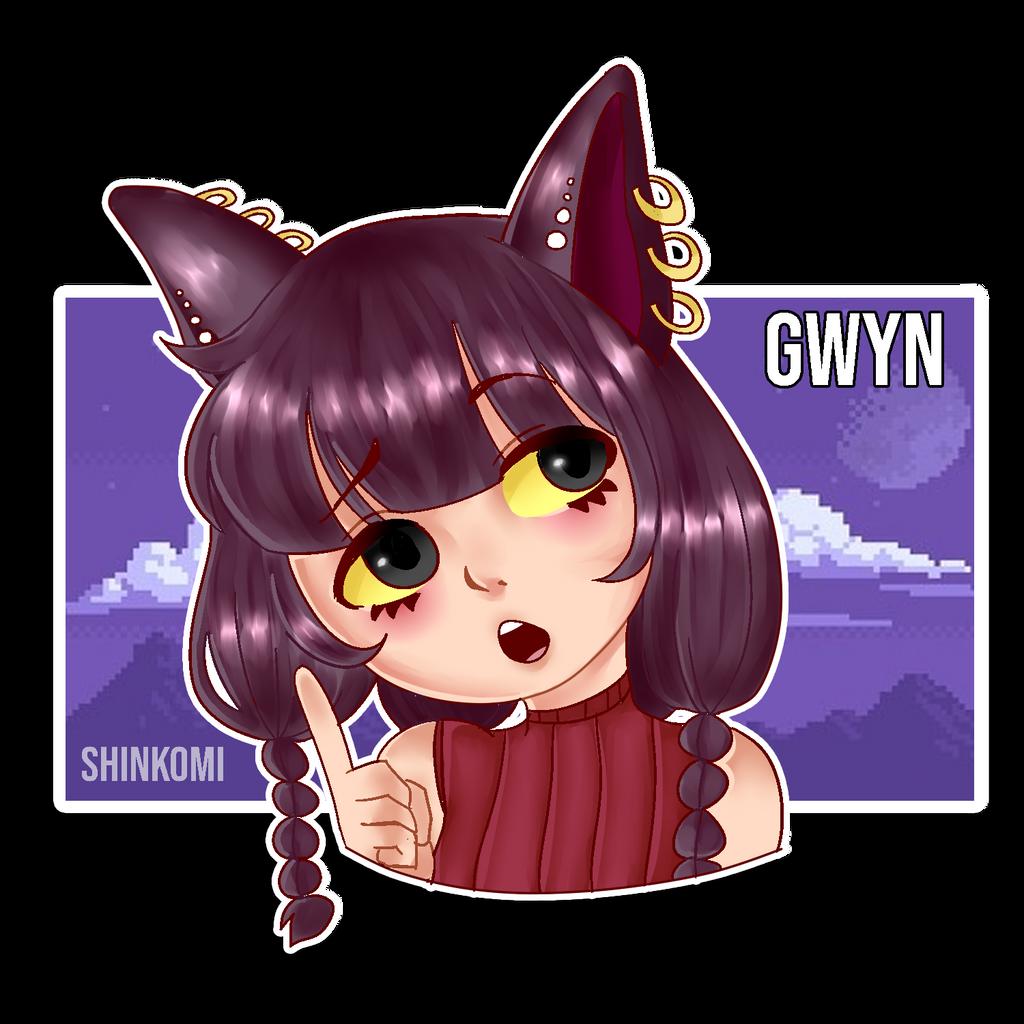 [YCH] Gwyn by Shinkomi