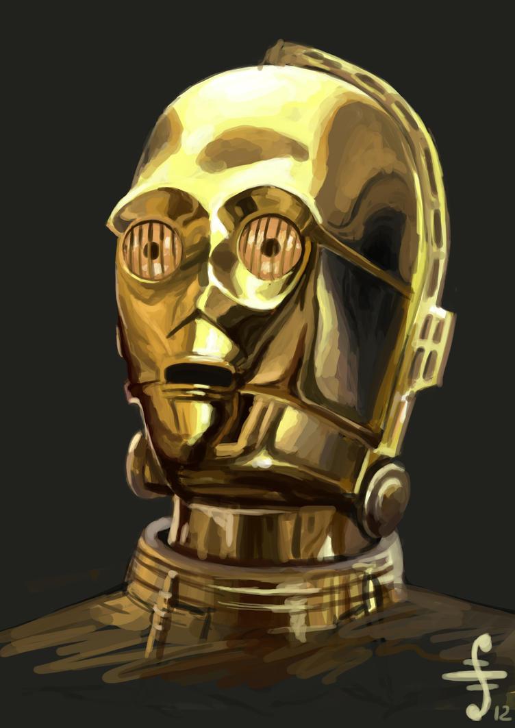 C-3PO by janniklind
