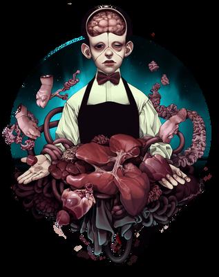 Butcher's Boy by tiianen