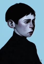 Blue by tiianen