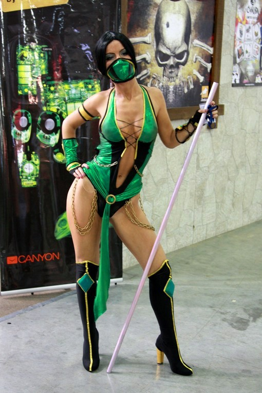 Jade Mortal Kombat Halloween Costume Jade Mortal Kombat 9 Cosplay