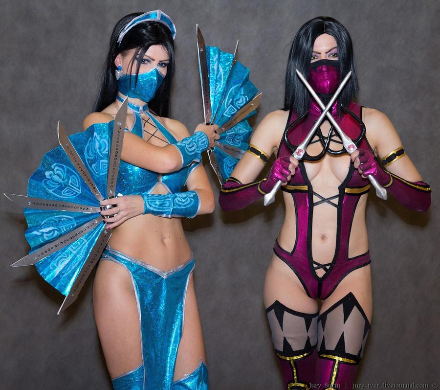 Mortal kombat kitana alternate costume