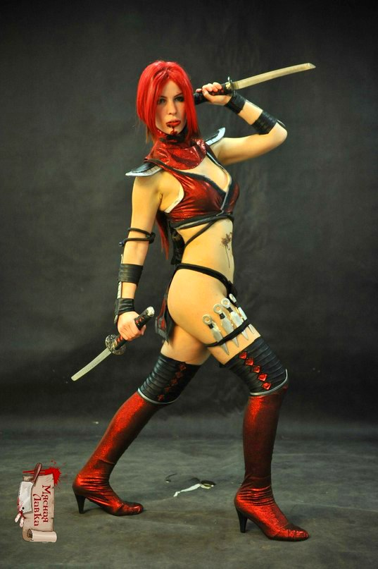 Skarlet cosplay by Nemu013